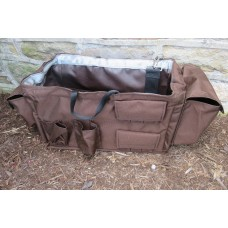 deluxe trappers tote